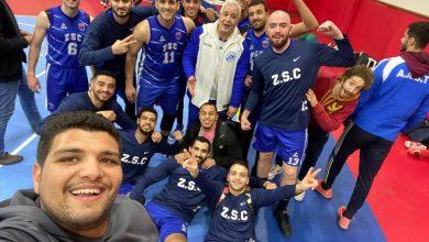 صورة نادي الزهور يتأهل للدوري السوبر لكرة السلة لأول مرة في تاريخه