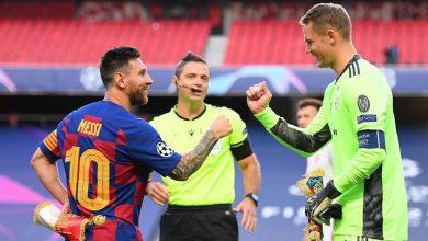 صورة برشلونة ينقض على سوسيداد بثنائية في الليجا