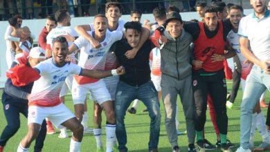 """صورة """" عرب سبورت """"  تحاور أصغر رؤساء الدوري الاحترافي المغربي ."""