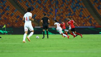 صورة ترتيب هدافي الدوري المصري بعد فوز الزمالك على الأهلي