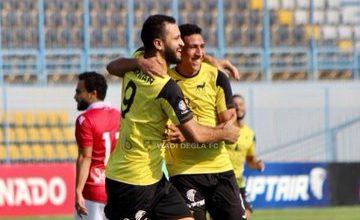 صورة دجلة يخطف فوزا هاما أمام نادي مصر بالدوري
