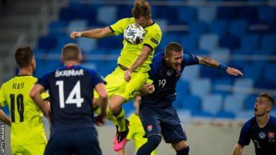 صورة عاجل : إلغاء مباراة التشيك واستكلندا ببطولة أمم أوربا بسبب فيروس كورونا