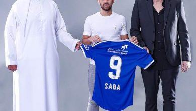 """صورة رسميًا.. بالصور.. النصر الإماراتي يتعاقد مع اللاعب الإسرائيلي """"ضياء سبع"""""""
