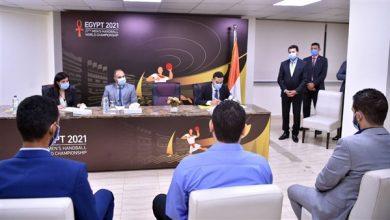 صورة المركز الأوليمبي بالمعادي يستضيف أكثر من ٦٠٠٠ شاب وفتاة لاختيار متطوعي بطولة العالم لكرة اليد ٢٠٢١