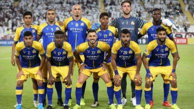 صورة النصر السعودي ينقض على أصفهان بثنائية