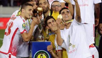 صورة الكاف : المغرب على رأس ترتيب الاتحادات الأعضاء لمسابقات الأندية ومصر ثانيا.