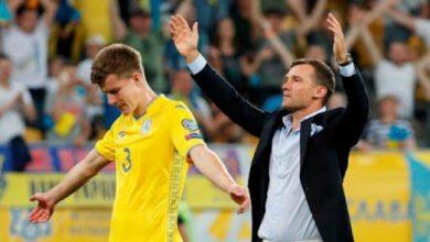 صورة اوكرانيا تتصدر المجموعه الرابعه بعد فوزها علي سويسرا