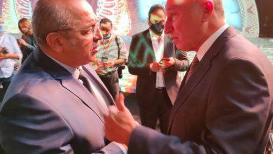صورة بالصور .. مصطفى وحطب والخطيب في قرعة مونديال اليد