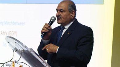 صورة البلتاجي مستشارا عاما لبطولة العالم لكرة اليد