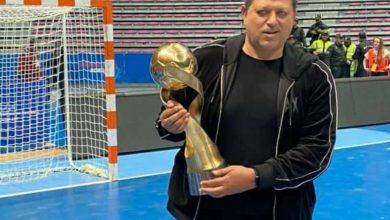 صورة خالد فتحي نائبا لمدير بطولة العالم لكرة اليد