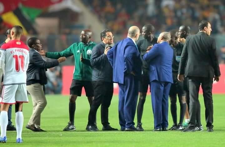 صورة الطاس تحكم ضد الوداد وتتوج الترجي بطلا لدوري أبطال إفريقيا