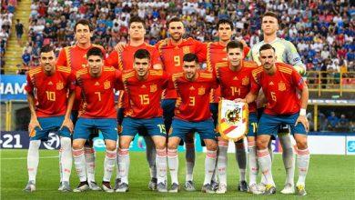 صورة إسبانيا تنقض على أوكرانيا برباعية