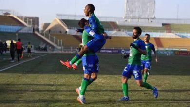 صورة بيكلى ومرعي يقودان هجوم المقاصة أمام الإسماعيلي