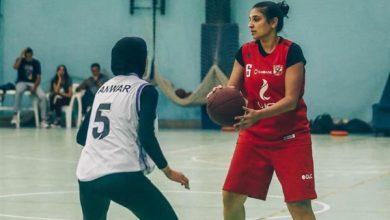 صورة جدول منافسات ربع نهائي دوري مرتبط كرة السلة «سيدات»