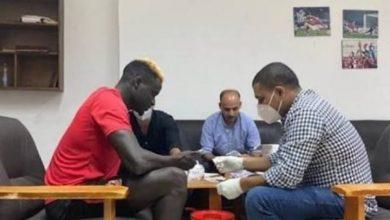 صورة بادجي| خارج حسابات النادي الأهلي الموسم المقبل