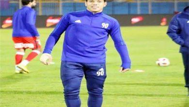 صورة المصري : امام عاشور لاعب الزمالك قال للاعبينا مبروك عليكم الدرجة الثانية