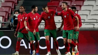 صورة البرتغال تتغلب على كرواتيا بثلاثية في دوري الأمم..وإسبانيا تسحق ألمانيا بسداسية