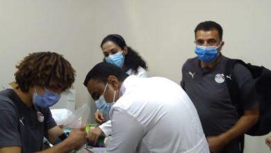 صورة منتخب الشباب يخضع لفحص طبي استعدادًا لبطولة شمال إفريقيا