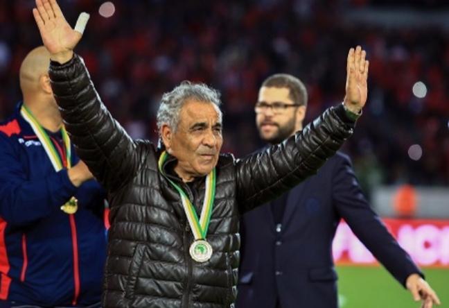 صورة رسميا المدرب التونسي البنزرتي يشرف على الوداد المغربي