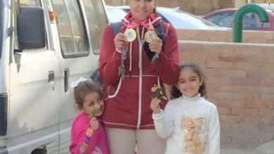 صورة فاطمة الصاوي تحقق ذهبيتان ببطولة الجمهورية للسباحة البارالمبية