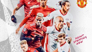 صورة مباراة مانشستر يونايتد ولايبزج _ التشامبيونزليج