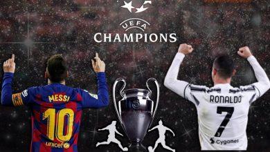 صورة ميسي ورونالدو وجها لوجه فى تشكيل قمة برشلونة ضد يوفنتوس بدورى الأبطال