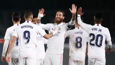صورة ريال مدريد يفوز علي غرناطه بثنائيه