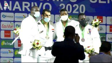 صورة رئيس الجودو : لأول مرة جميع اللاعبين فى البطولة الإفريقية يحققوا ميداليات.. وعبد الآخر ومحى اقتربا من التأهل لطوكيو