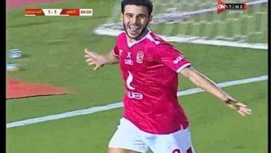 صورة النادي الأهلي.. إلي نهائي كأس بمصر بثنائية أفشة وفتحي