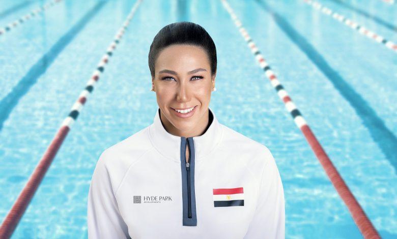صورة تركيزي منصب علي الأستعداد للأولمبياد