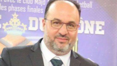 """صورة أوراش:"""" من حقي الترشح ، وأنا رهن إشارة الجميع لحل مشاكل كرة السلة المغربية"""