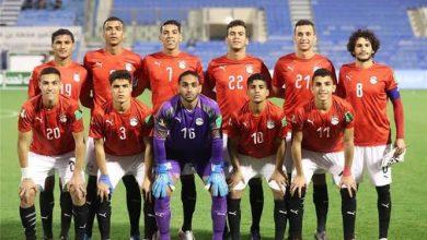 صورة منتخب الشباب يضم 5 من لاعبي الأهلى فى تونس