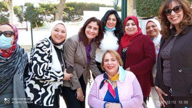 صورة المجلس القومى للمرأة فرع القاهرة يختتم حملة ال  ١٦ يوم لمناهضة العنف ضد المرأة بالتعاون مع نادى هليوبوليس الرياضي.