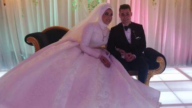 صورة ألف مبروك الزفاف السعيد