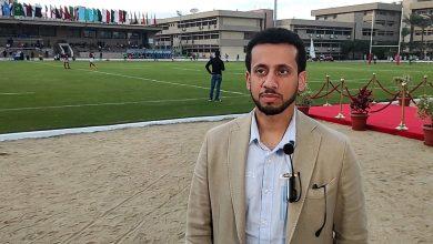 صورة رئيس الاتحاد العربي للرجبي: مصر نجحت في تنظيم البطولة العربية .. وسنستحدث بطولتين للشباب والناشئين