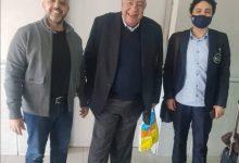صورة فهيم يصل سوريا للتحضير للبطولة العربية لكمال الأجسام
