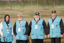صورة انطلاق مسابقات المختلط في بطولة كأس العالم للرماية