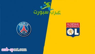 صورة موعد مباراة باريس سان جيرمان القادمة أمام ليون في الدوري الفرنسي والقنوات الناقلة