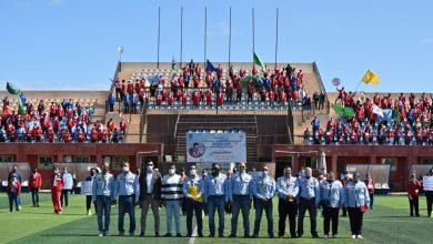 """صورة وزارة الشباب تطلق فعاليات الملتقي الكشفي الخامس لذوي القدرات والهمم تحت شعار """"انا قادر بشكل مختلف"""""""
