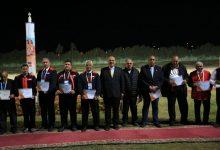 صورة مصر تحصد فضية التراب بكأس العالم للرماية خرطوش