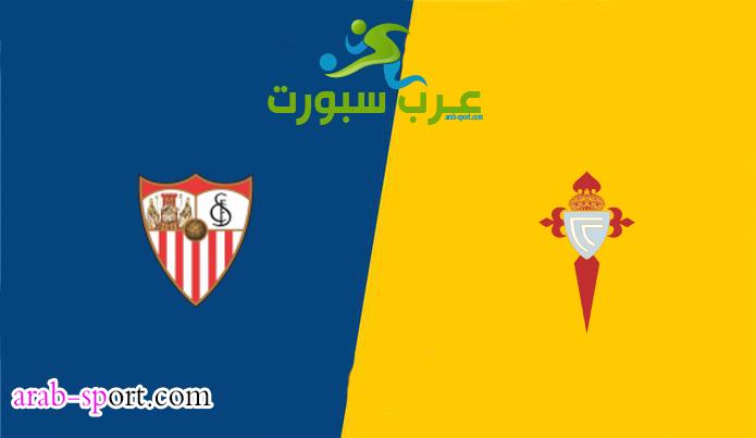 صورة موعد مباراة سيلتا فيغو واشبيلية اليوم بتاريخ 11-04-2021 في الدوري الاسباني