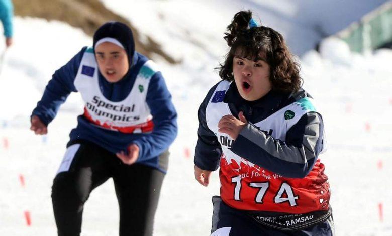صورة توصيات هامة فى ختام أول دورة تدريبية إقليمية للاولمبياد الخاص للجرى على الجليد استعدادا لعالمية كازان 2022